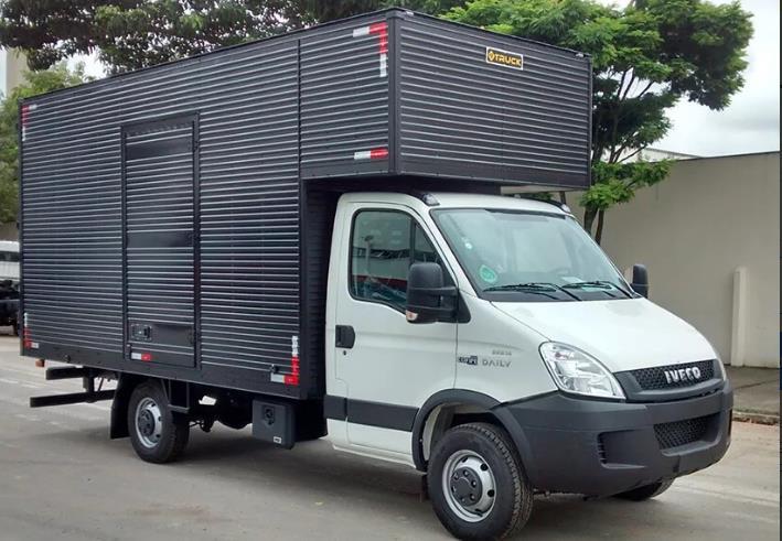 Caminhão para Mudanças em São Paulo SP