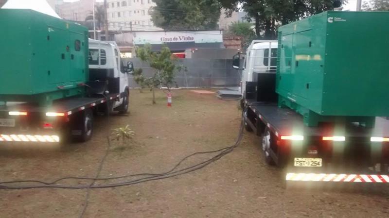Gerador em São Paulo SP