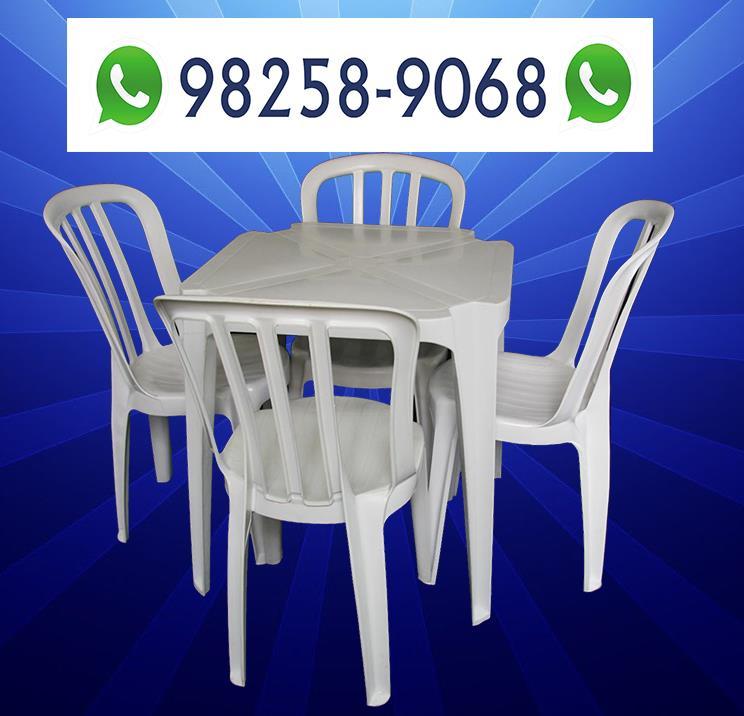 Mesas e Cadeiras na Patriarca SP
