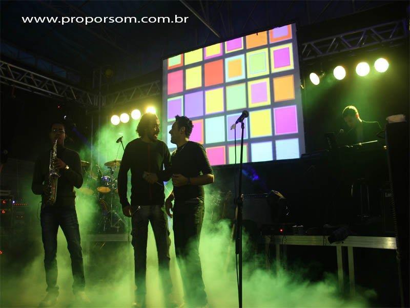 DJ, Som, Luz em Poços de Caldas MG