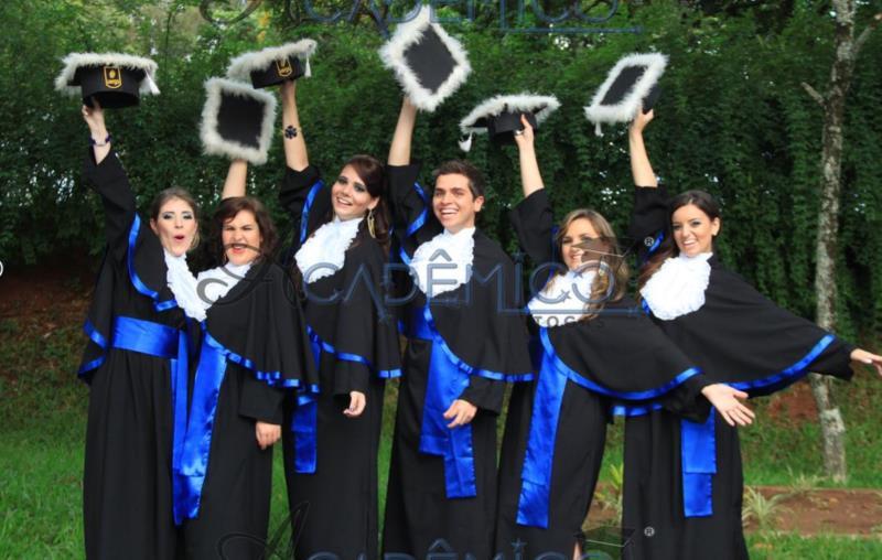 Togas e Porta-diplomas em Porto Alegre RS