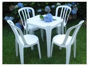 Mesas e Cadeiras na Zona Leste SP