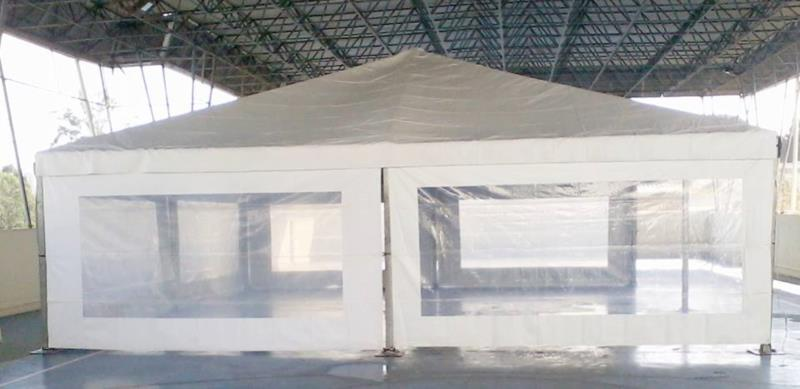 Tendas na Zona Leste SP