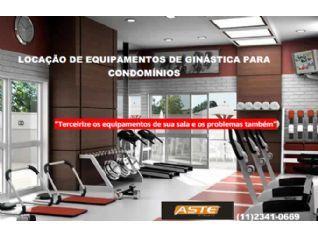 <Equipamentos de Ginástica para Condomínios na Moóca, Vila Prudente, Tatuapé - SP*