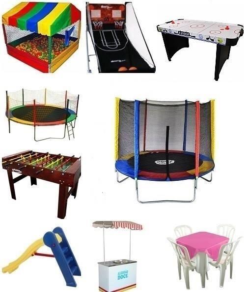 Brinquedos para Festas em Diadema SP