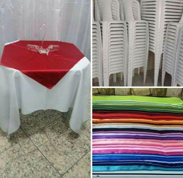 Jogo de Mesas e Cadeiras em Itapecerica da Serra
