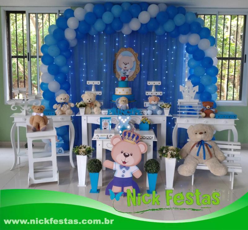 Decoração para Festa Infantil na Zona Norte SP