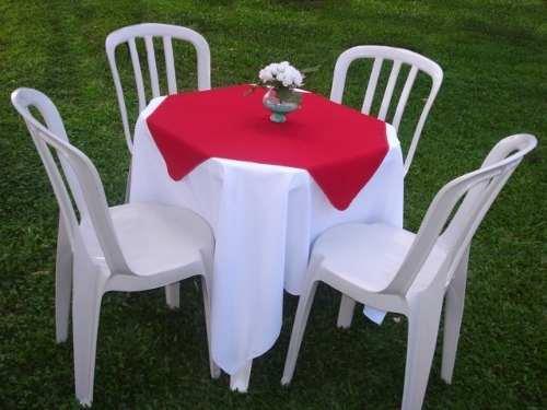 Mesas e Cadeiras na Freguesia do Ó SP