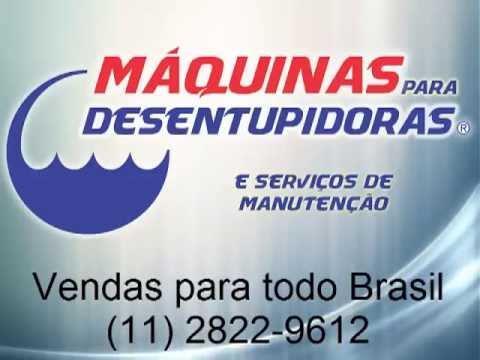Máquina para Desentupir em São Paulo