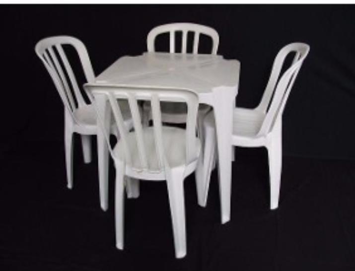 Mesas e Cadeiras em Barra Velha SC