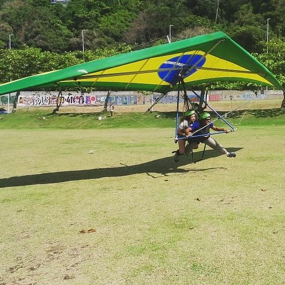 Asa Delta para Festas e Eventos no Rio de Janeiro
