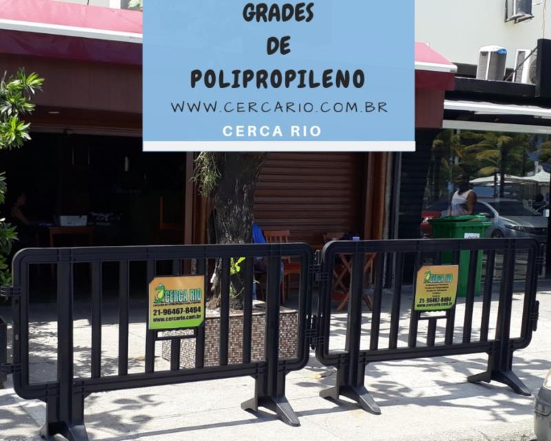 <Locação de Grades de Polipropileno em Tijuca, Méier, Copacabana , Barra da Tijuca