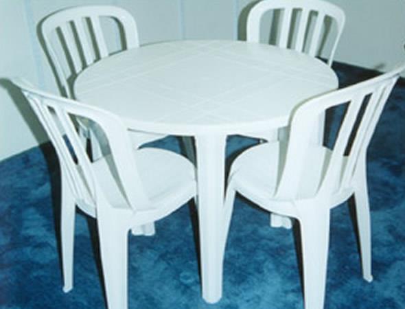 <Aluguel de Mesas e Cadeiras Redondas na Freguesia do Ó, Mandaqui, Jaçanã