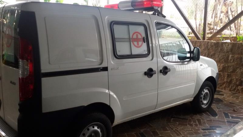 <Aluguel de Ambulância em Salto - SP