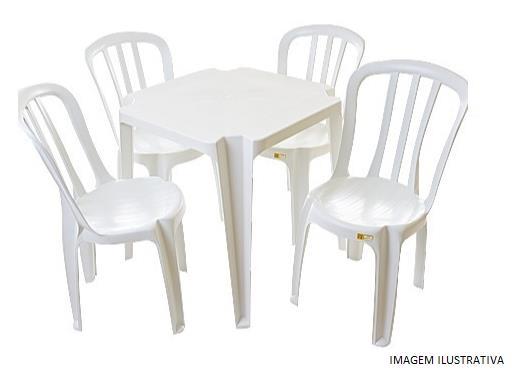 <Aluguel de Mesas e Cadeiras Quadradas em Campinas - SP