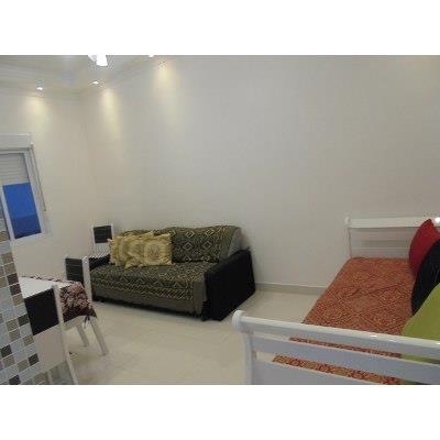 <Aluguel de  Apartamento em Santos - SP