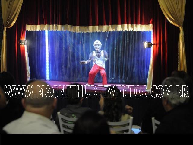 <Teatro de Marionetes e Fantoches