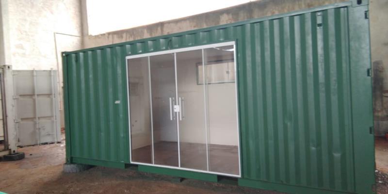 <Aluguel Container em Juiz de Fora - MG