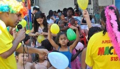 <Animação e Recreação para Festa Infantil - RJ