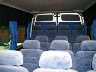 Aluguel de vans em Mogi das Cruzes