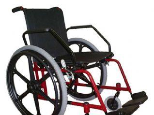 <Aluguel de Cadeira de Rodas em Santa Cecilia - SP