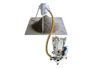Aluguel de transportador vertical de areia-Anvi Projetores e misturadores