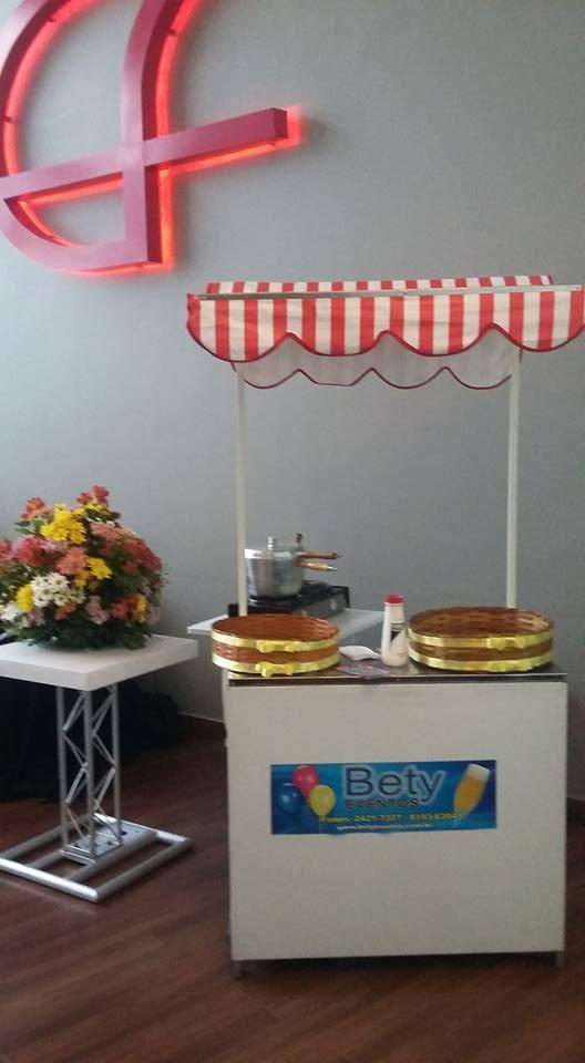 Barraquinha de Alimentação em Guarulhos SP