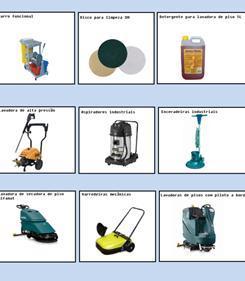 <Equipamentos de Limpeza em Interlagos SP