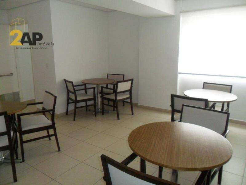 <Apartamento para alugar, 57 m² por R$ 2.000,00/mês - Vila Andrade (Zona Sul) - São Paulo/SP