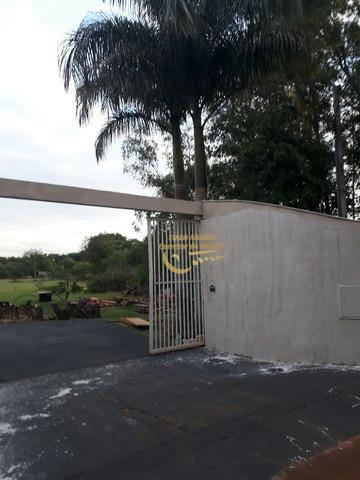 <Terreno à venda, 2500 m² por R$ 499.000 - Jardim Alto do Cafezal - Londrina/PR
