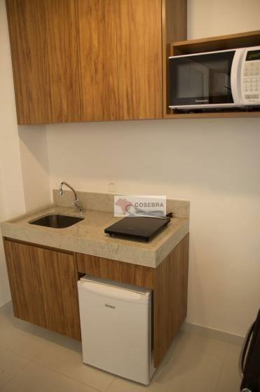 <Apartamento com 1 quarto para alugar na Vila Olímpia - São Paulo/SP