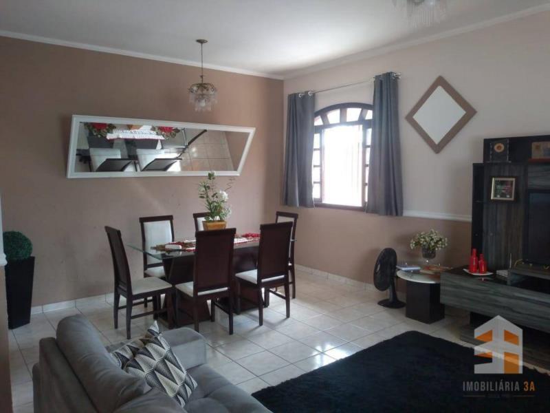<Casa com 3 dormitórios à venda, 144 m²  - Beira Rio I - Guaratinguetá/SP
