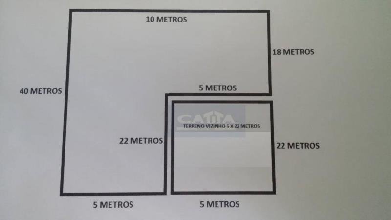 <Terreno residencial à venda, Penha, São Paulo.