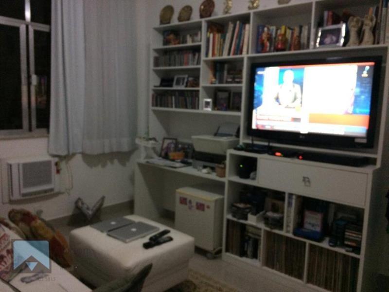 <Apartamento à venda, 122 m² por R$ 800.000,00 - Icaraí - Niterói/RJ