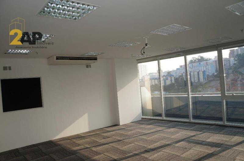 <Sala para alugar, 246 m² por R$ 19.728,00/mês - Brooklin Paulista - São Paulo/SP