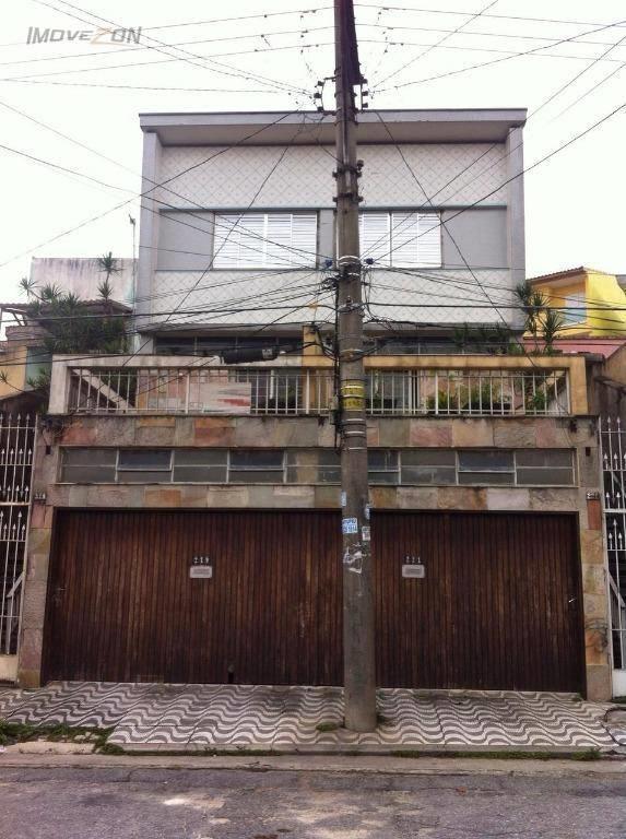 <Sobrado com 2 dormitórios a venda na Vila Matilde  - São Paulo - SP