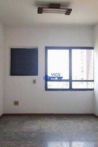 <Sala para alugar, 34 m² por R$ 1.200/mês - Jardim - Santo André/SP
