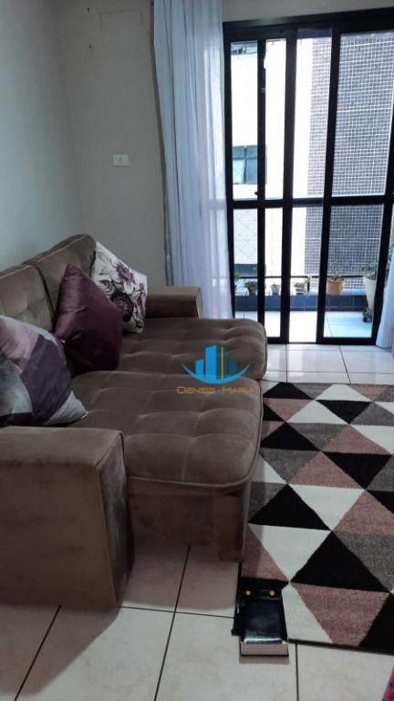 <Apartamento com 2 dormitórios à venda, 125 m² por R$ 595.000,00 - Ponta da Praia - Santos/SP