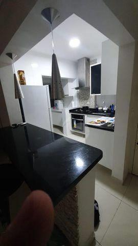 <Locação de lindo apartamento de 2 domitórios