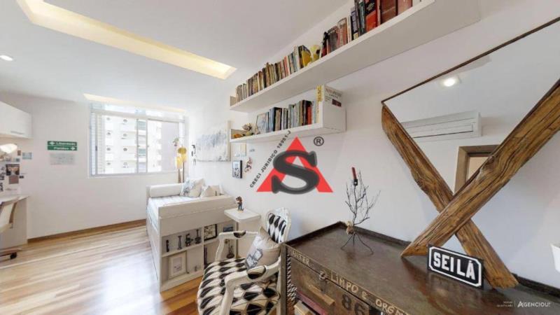 <Apartamento com 3 dormitórios à venda, 140 m² por R$ 1.750.000,00 - Jardim Paulista - São Paulo/SP