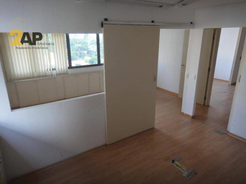 <Sala para alugar, 130 m² por R$ 4.000,00/mês - Brooklin Paulista - São Paulo/SP
