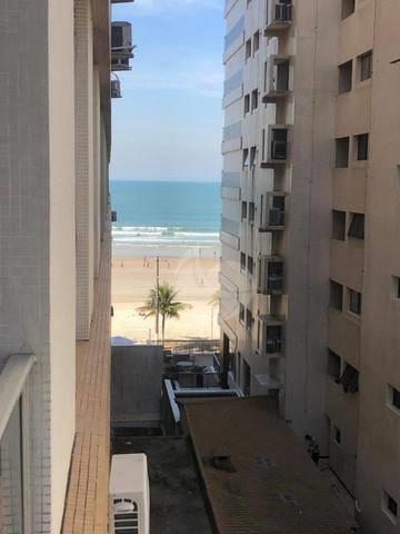 <Apartamento Pé na Areia - Vista Mar