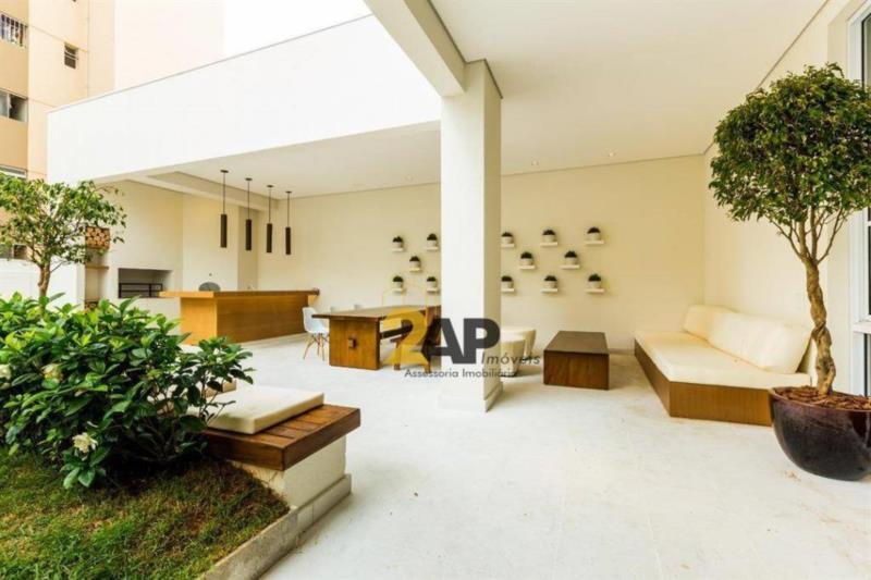 <Apartamento à venda, 73 m² por R$ 870.000,00 - Campo Belo - São Paulo/SP