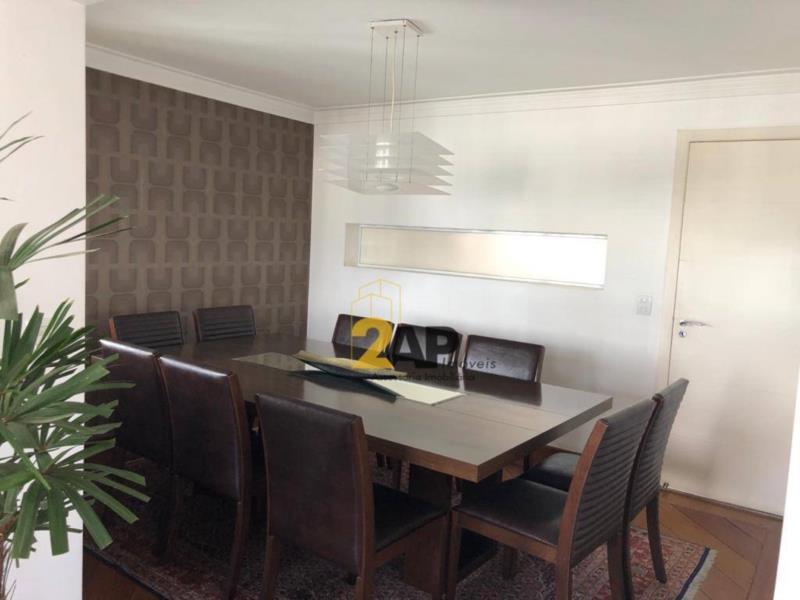<Apartamento com 3 suítes à venda, 192 m² por R$ 3.100.000 - Pinheiros - São Paulo/SP