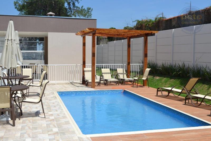 <Apartamento com 2 dormitórios para alugar, 53 m² por R$ 800,00/mês - Progresso - Itu/SP