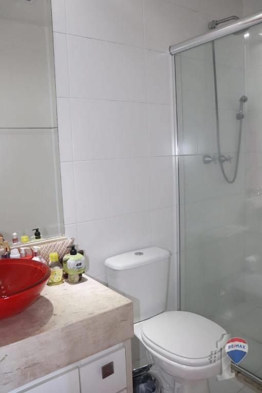 <Lindo apartamento de 2 dormitórios todo planejado em frente ao Parque Municipal, a 5 minutos de Alphaville e Centro de Barueri