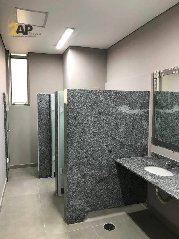 <Andar Corporativo para alugar, 578 m² por R$ 46.300,00/mês - Cidade Manções - São Paulo/SP