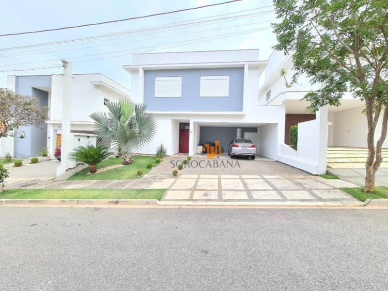 <Casa de Alto Padrão em Sorocaba-SP, Colinas do Sol, Bairro Boa Vista