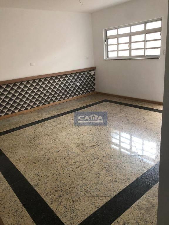 <Sobrado para alugar, 180 m² por R$ 9.500,00/mês - Jardim Anália Franco - São Paulo/SP
