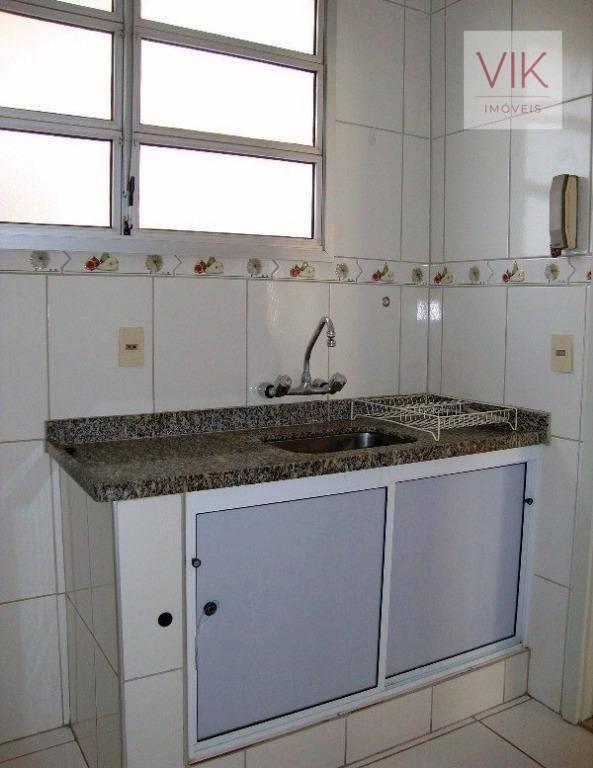 <Bosque 03 Dormitórios Garagem Ótima Localização